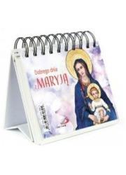 Dobrego dnia z Maryją - okładka książki
