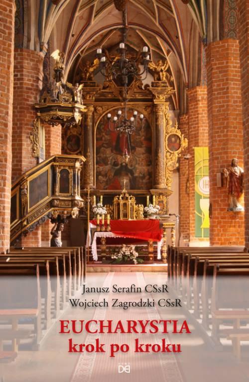 Eucharystia krok po kroku. Przewodnik - okładka książki