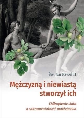 Mężczyzną i niewiastą stworzył - okładka książki