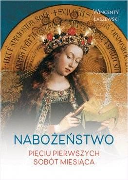 Nabożeństwo pięciu pierwszych sobót - okładka książki