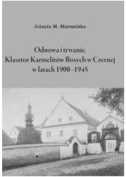 Odnowa i trwanie. Klasztor Karmelitów - okładka książki