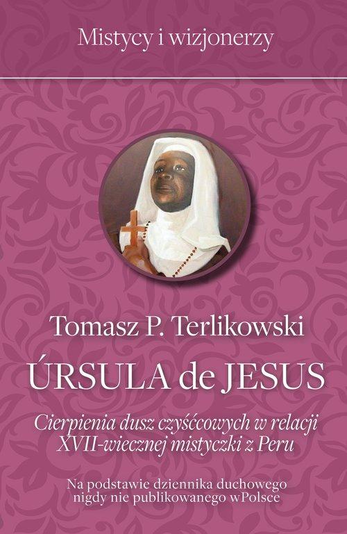 Ursula de Jesus. Cierpienia dusz - okładka książki