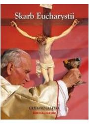 Skarb Eucharystii. Album - okładka książki