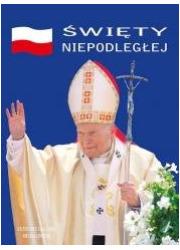 Święty Niepodległej. Album - okładka książki