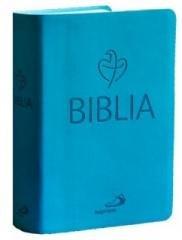 Biblia Tabor - turkusowa - okładka książki
