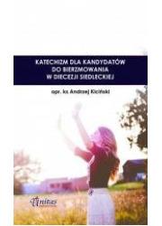 Katechizm dla kandydatów do bierzmowania - okładka książki