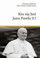 Kto się boi Jana Pawła II? - okładka książki