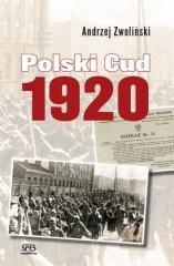 Polski cud 1920 - okładka książki