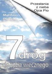 Przesłania z nieba Ojca Pio - okładka książki