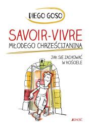 Savoir-vivre młodego chrześcijanina. - okładka książki