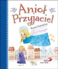 Anioł Przyjaciel - okładka książki