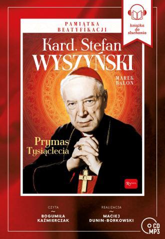 Kardynał Stefan Wyszyński. Prymas - pudełko audiobooku