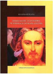 Dojrzałość uczuciowa w formacji - okładka książki