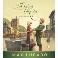 Dzieci Króla - okładka książki