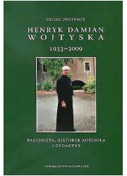 Ojciec Profesor Henryk Damian Wojtyska - okładka książki