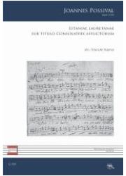 Litaniae lauretanae - okładka książki
