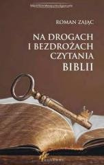 Na drogach i bezdrożach czytania - okładka książki