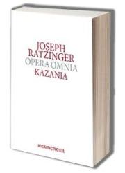Opera Omnia. Tom XIV/1. Kazania - okładka książki