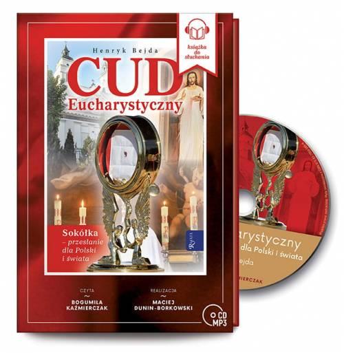 Cud Eucharystyczny, Sokółka – przesłanie - pudełko audiobooku
