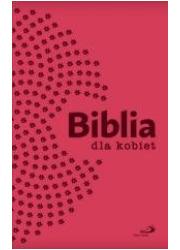 Biblia dla kobiet (etui z zamkiem) - okładka książki