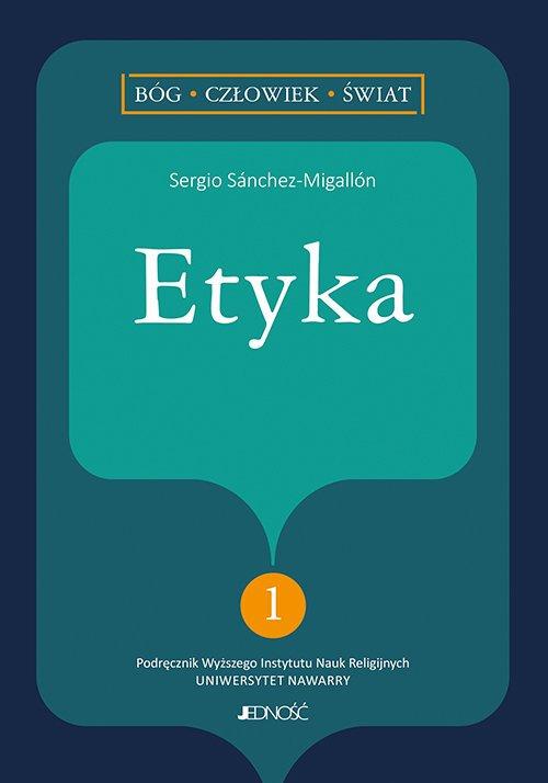 Etyka - okładka książki