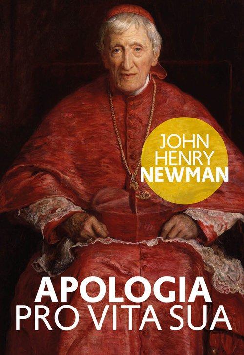 Apologia pro vita sua - okładka książki