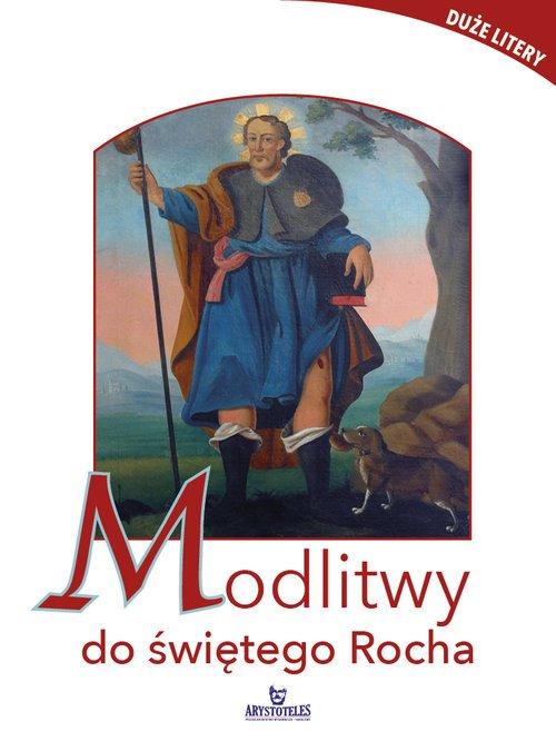 Modlitwy do św. Rocha - okładka książki