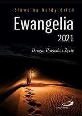 Ewangelia 2021. Droga, Prawda i - okładka książki