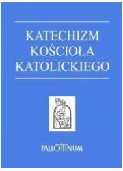 Katechizm Kościoła Katolickiego - okładka książki