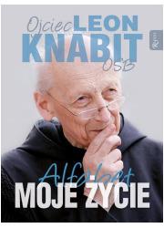 Moje Życie Alfabet - okładka książki