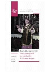 Karol Wojtyła w polskim hospicjum - okładka książki