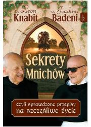Sekrety mnichów - okładka książki