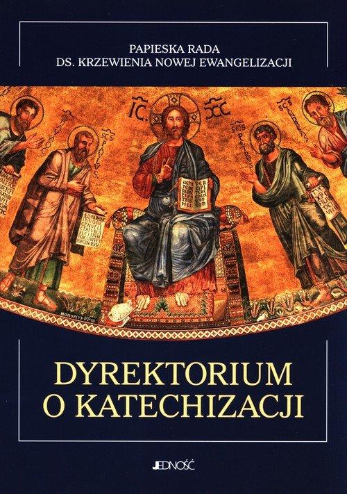 Dyrektorium o katechizacji - okładka książki