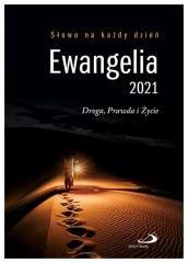 Ewangelia 2021 Droga, Prawda, Życie - okładka książki