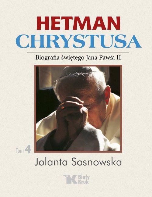 Hetman Chrystusa - Biografia św. - okładka książki
