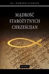 Mądrość starożytnych chrześcijan - okładka książki