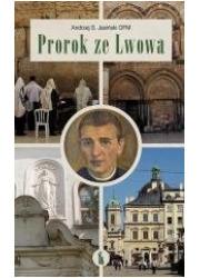 Prorok ze Lwowa. Rzecz o Wenantym - okładka książki