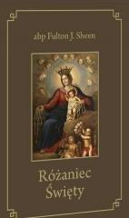 Różaniec Święty - okładka książki
