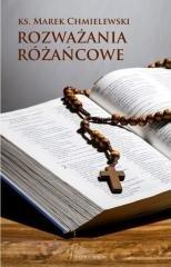 Rozważania różańcowe - okładka książki