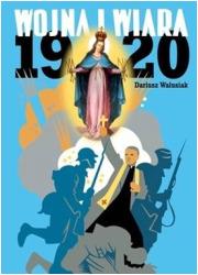 Wojna i wiara. 1920 - okładka książki