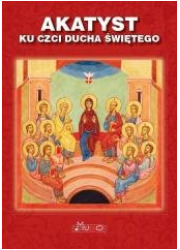 Akatyst ku czci Bogurodzicy - okładka książki