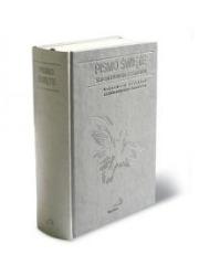 Pismo Święte ST i NT kolor szary - okładka książki