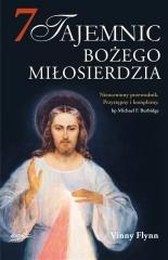 7 tajemnic Bożego Miłosierdzia - okładka książki