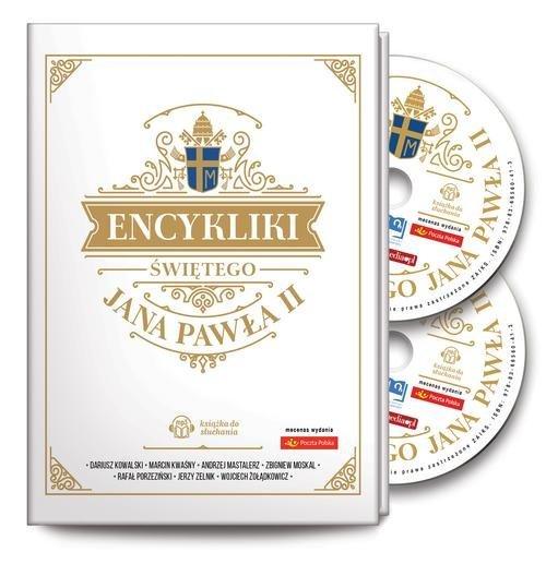 Encykliki św Jana Pawła II (książka - okładka książki