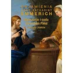 Nauczanie i cuda Chrystusa Pana. - okładka książki