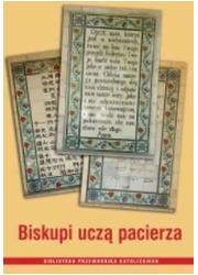Biskupi uczą pacierza - okładka książki