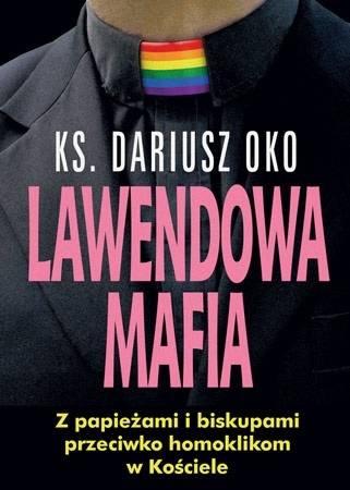 Lawendowa mafia - okładka książki