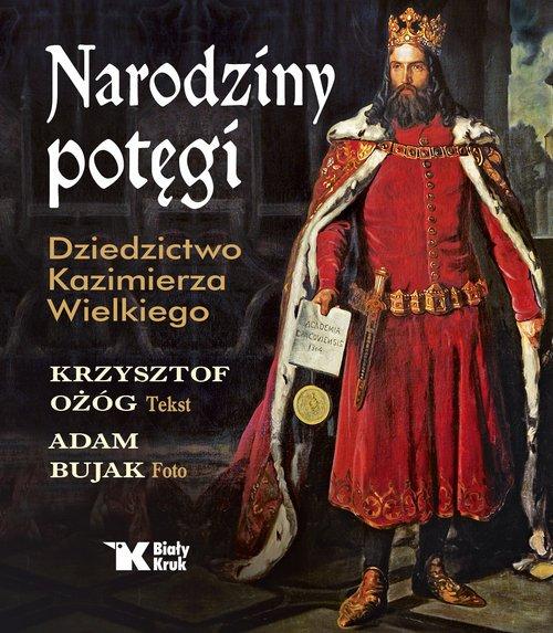 Narodziny potęgi. Dziedzictwo Kazimierza - okładka książki