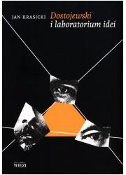 Dostojewski i laboratorium idei - okładka książki