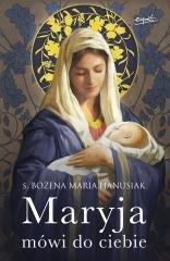 Maryja mówi do ciebie - okładka książki